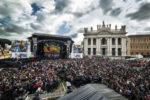 Concerto del primo maggio 2018 a Roma