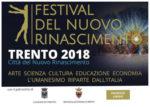A Trento dal 16 al 18 marzo il Festival del Nuovo Rinascimento