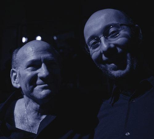 Francesco Venerucci feat. Dave Liebman a Lecce e Roma