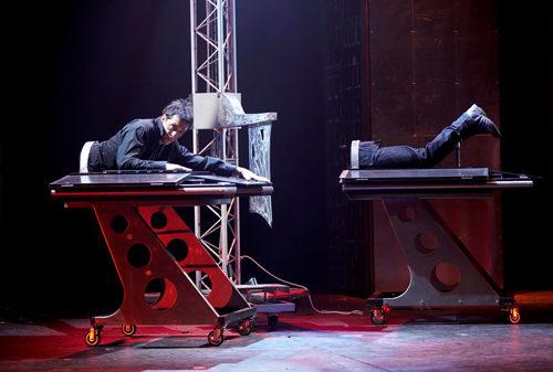 Gaetano Triggiano. Real illusion al Sala Umberto di Roma