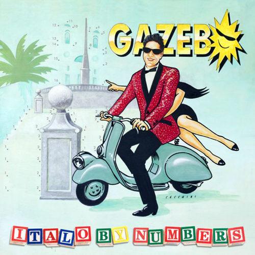 Gazebo, in uscita il nuovo album intitolato Italo By Numbers