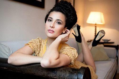 Katia Greco nel cast della serie tv Il Cacciatore per la regia di Davide Marengo e Stefano Lodovichi