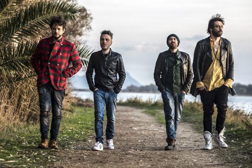 La Scelta in concerto al Quirinetta di Roma per presentare il nuovo disco Colore Alieno