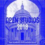 Open Studios 2018: la Real Academia de España en Roma presenta i progetti artistici dei residenti