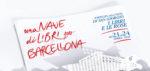 Una nave di libri per Barcellona