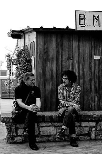 Visioninmusica 2018, Javier Girotto e Natalio Mangalavite in ESTÁNDARS