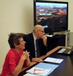 Tour virtuale dei luoghi della cultura di Salerno e Avellino promozionati a Berlino, Mosca, Napoli e Dubai