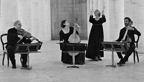 Aprile in Danza, Non val acqua al mio gran foco al Teatro Palladium di Roma
