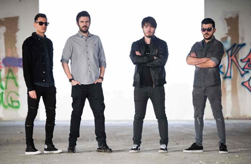 Bleeding Skies il nuovo singolo e videoclip dei Downflyers