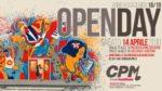 CPM Music Institute: sabato 14 aprile Open Day, giornata di orientamento per visitare la scuola di Franco Mussida