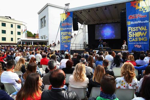 Festival Show Casting, le finali a Caorle