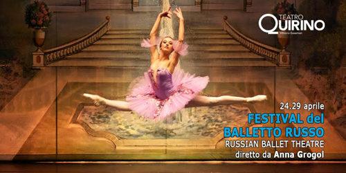 Festival del Balletto Russo al Teatro Quirino di Roma