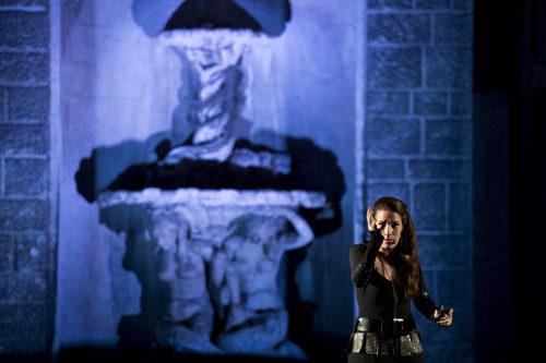 Gesù aveva l'erre moscia di e con Giorgia Mazzucato al Teatro Stabile di Roma