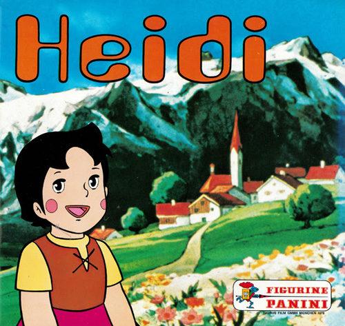 Heidi, Anna e le altre. Dalla letteratura occidentale all'animazione giapponese al Museo della Figurina di Modena