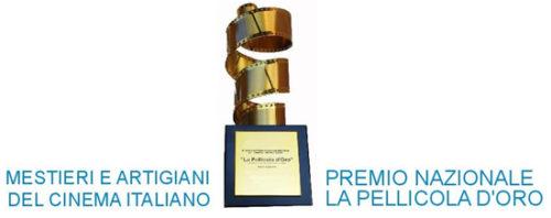 Cerimonia di premiazione VIII^ edizione de La pellicola d'oro. Ospite d'onore Placido Domingo Jr