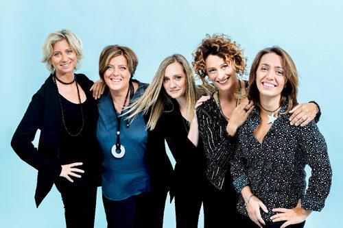 Le Mujeres vincono con E je parlo 'e te  il Premio Web Sociale 2018