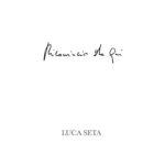 Luca Seta presenta il nuovo album di inediti Ricomincio da qui all'Auditorium Parco Della Musica di Roma