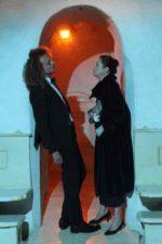 24 ore  della vita di una  donna, da una novella di Stefan Zweig al Teatro dei Documenti di Roma