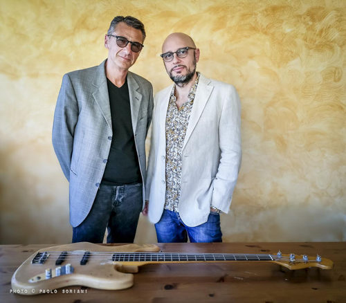 """Al Live Alcazar di Roma arriva Dario Deidda con il suo """"My Favourite Strings vol. 1"""" special guest GeGè Telesforo"""