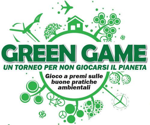 Green Game 2018, giovedì 12 aprile la sfida finale