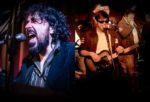 Rock & Soul Explosion al Cotton Club di Roma. Sul palco Greg e Mario Donatone