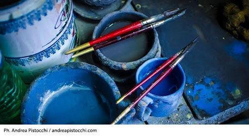 Ceramica Tiffany Civita Castellana.Torna Buongiorno Ceramica 2018 Oltre Le Colonne