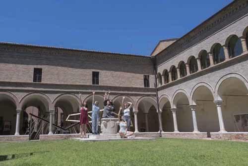 Giovani artisti per Dante 2018 per il Ravenna Festival