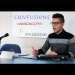 Confusione l'ultimo singolo e videoclip  di LawrencePAD Ft Staisereno