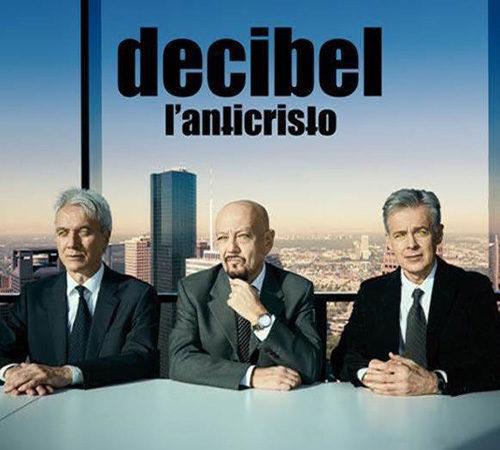 Decibel continua il tour di presentazione del nuovo disco L'Anticristo. Il 20 maggio al Teatro Nazionale di Milano