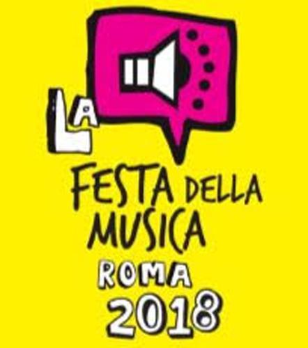 Festa della Musica di Roma 2018