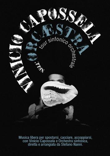 Vinicio Capossela nei teatri d'Italia con il nuovo spettacolo ORCÆSTRA – tour sinfonico orchestrale