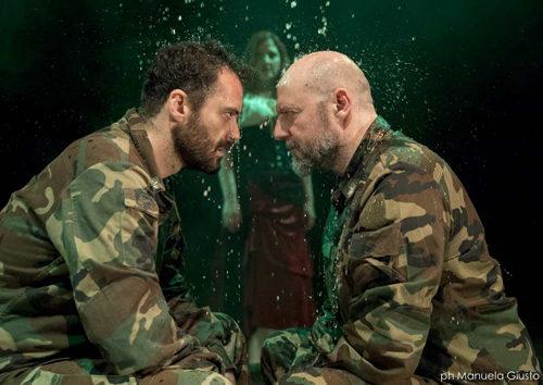 Se Otello fosse Rom? Al Teatro Arcobaleno, Otello con la regia di Ilaria Testoni per Mauri Sturno