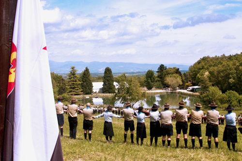 Al via il 1 giugno la XIV assemblea generale scout d'Europa a Soriano nel Cimino