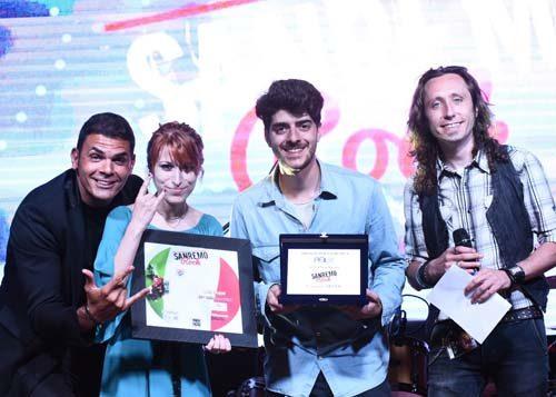 La bolognese Alice Cucaro vince il 31° Sanremo Rock insieme a Nevruz