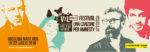 Brunori, Ruggeri, Mirkoeilcane e molto altro a Voci per la libertà 2018