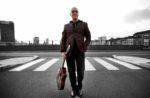 """Carlo Marrale (Matia Bazar) con il Quartetto Z in concerto per il """"Salotto del Jazz"""" di Bologna"""