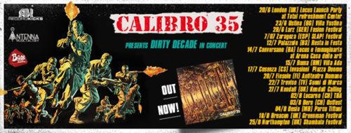 I Calibro 35 annunciano nuove date del tour