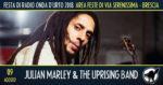Julian Marley e Ky_Mani Marley doppio appuntamento a Festa di Radio Onda D'Urto Brescia