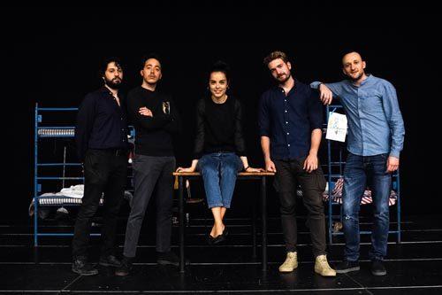 Al Gay Village, arriva L'Aria, uno spettacolo di forte denuncia rappresentato da una compagnia di attori under 30