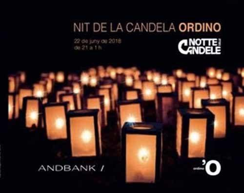 La Notte delle Candele di Vallerano sbarca in Spagna per la terza volta, prima in Andorra