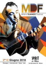 Spirit De Milan organizza il primo Milano Django Festival, il festival Internazionale di Gypsy Jazz