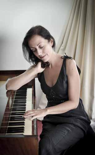 Riscoprire il suono di Schumann con Tullia Melandri al fortepiano