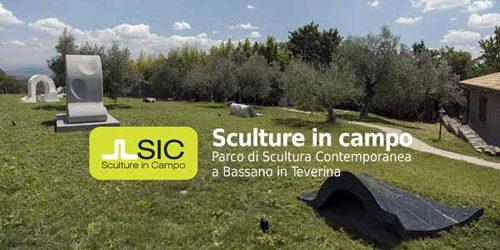 Un Parco per la Scultura Contemporanea Apre al pubblico Sculture in campo a Bassano in Teverina