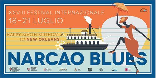 XXVIII festival Narcao Blues