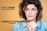 Bianca Nappi in La Sua Grande Occasione al Gay Village di Roma
