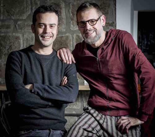 Giovanni Guidi & Fabrizio Bosso in concerto a la Casa del Jazz