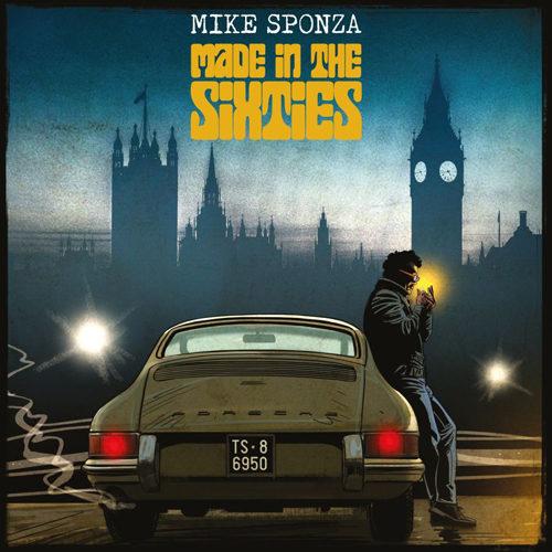 Al Mondadori Megastore di Piazza Duomo a Milano il bluesman Mike Sponza presenterà live l'album  Made in the sixties