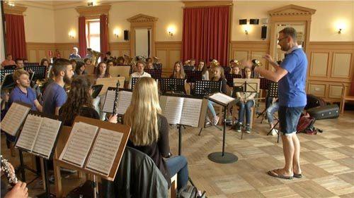 Euregio Music Camp, venerdì il concerto al Cortile della Rocca di Riva del Garda