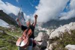 Musica e parole nel cuore delle Dolomiti