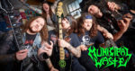 Municipal Waste ad agosto in Italia!